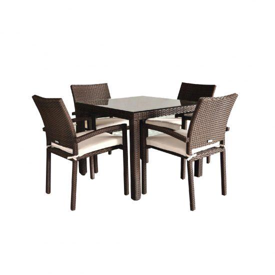 Caffa Dining Set