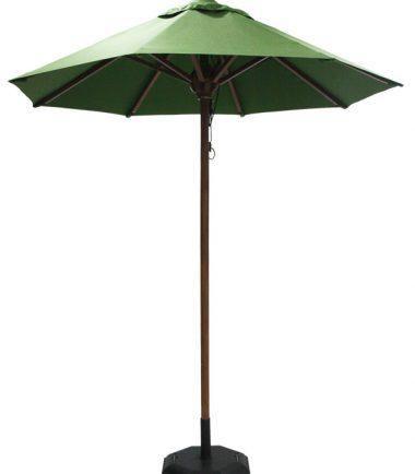 teak umbrella
